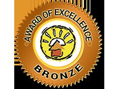 Bronze Excellence HAN Award