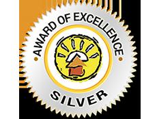 Silver Excellence HAN Award