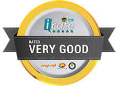 4 Star Rating - Advanced 4x4 Car Hire